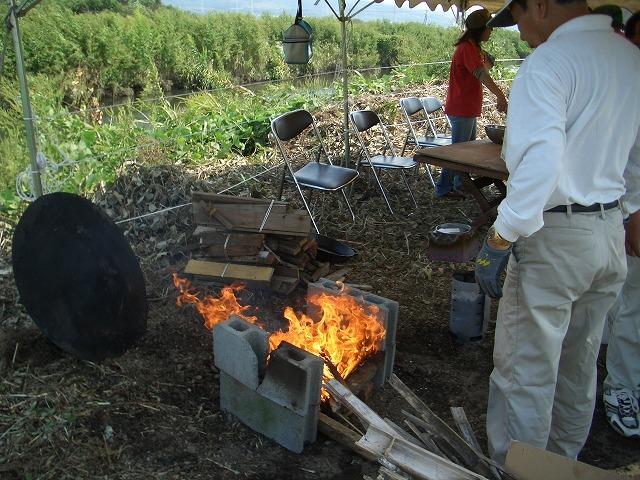 沼川のイモ掘り体験とカヌー教室_f0141310_23361358.jpg