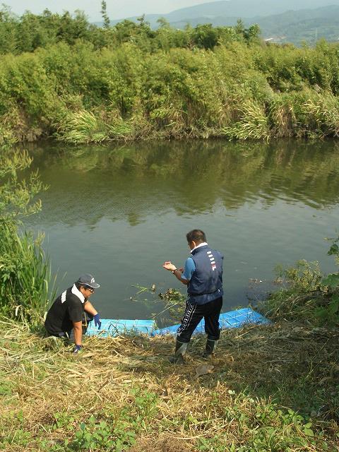 沼川のイモ掘り体験とカヌー教室_f0141310_23365462.jpg