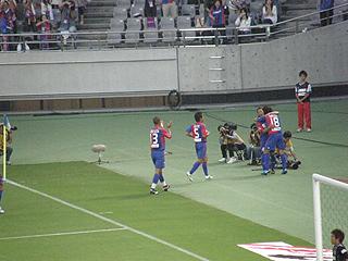 FC東京×ジュビロ磐田 J1第27節_c0025217_2227534.jpg