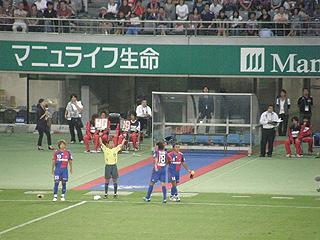 FC東京×ジュビロ磐田 J1第27節_c0025217_22291096.jpg