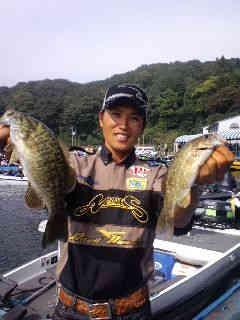 JBマスターズシリーズ野尻湖戦。_e0100021_15573693.jpg