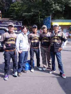 JBマスターズシリーズ野尻湖戦。_e0100021_1654987.jpg
