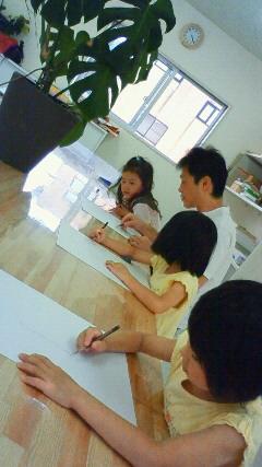 水曜日 幼児クラス_b0187423_1620127.jpg