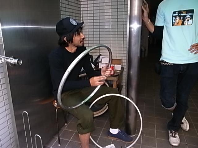 続 東京旅 おのぼりさん_e0173533_1236323.jpg
