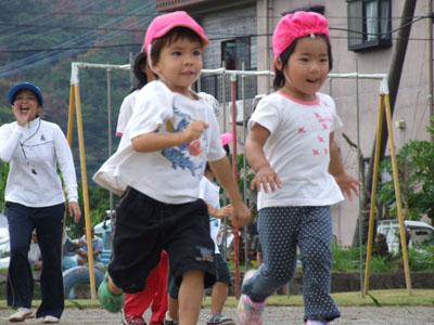 諸鈍小中学校「大運動会」、赤組頑張れ(った)! その3_e0028387_13514181.jpg