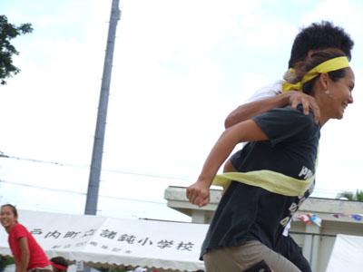 諸鈍小中学校「大運動会」、赤組頑張れ(った)! その3_e0028387_13553163.jpg