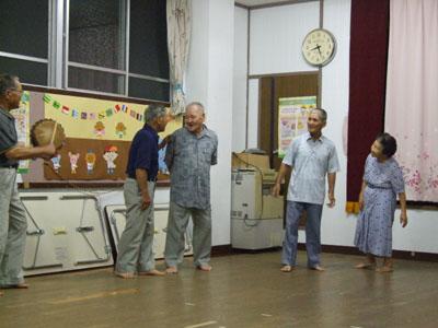 八月踊り(ヨーハシ)_e0028387_23364611.jpg