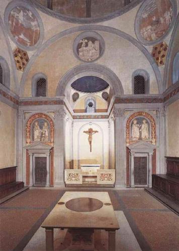 フィレンツェの夏の夜空と巨匠の競作~サンロレンツォ聖堂_f0106597_16342640.jpg