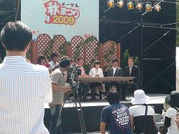名古屋!初日 監督・出演者フル稼働!_f0180438_1683589.jpg