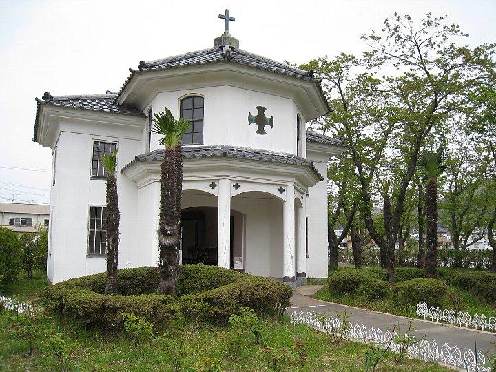 旧石巻ハリストス正教会教会堂_c0112559_10361992.jpg