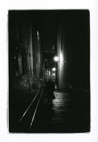 夜 旧市街    Lyon_b0160190_14101467.jpg