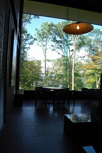 森の風景を演出する…パブリック棟_c0124100_16304881.jpg