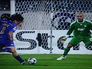 フィオレンティーナ×リバプール UEFAチャンピオンズリーグ 09-10グループリーグ_c0025217_12524345.jpg