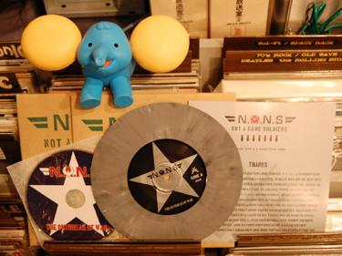"\""ANSWER RECORDS / 中村\""番長の男気にドーーーン(T_T)_f0004730_14341450.jpg"