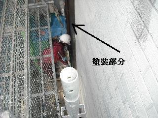 塗装工事四日目_f0031037_21175211.jpg