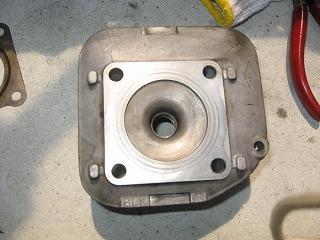 ホンダ DIO(AF35)エンジン腰上OH_c0181475_1862998.jpg