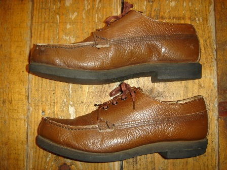 OLD REDWING LEATHER SHOES_c0146178_1219188.jpg