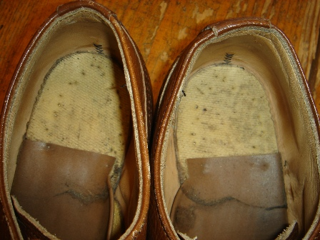 OLD REDWING LEATHER SHOES_c0146178_1223360.jpg