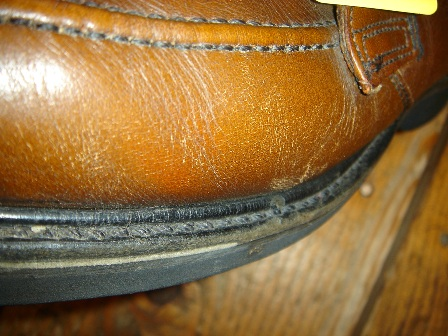 OLD REDWING LEATHER SHOES_c0146178_1294552.jpg