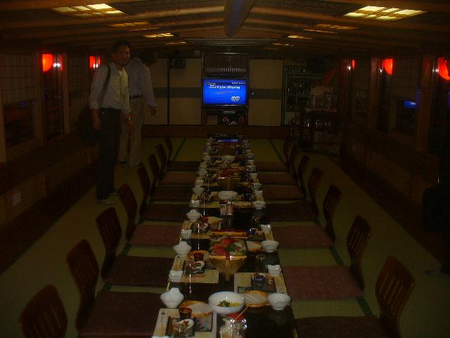 ◎「品川の屋形船」江戸の粋を楽しむの巻_c0061686_5492048.jpg