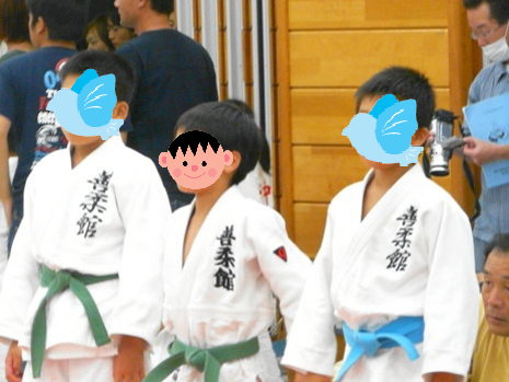 粕屋柔道学舎少年柔道大会_b0172494_10112324.jpg