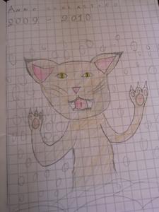 ユキちゃんと山猫_f0106597_17105998.jpg