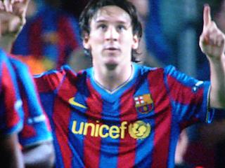 バルセロナ×ディナモ・キエフ UEFAチャンピオンズリーグ 09-10グループリーグ_c0025217_12363214.jpg