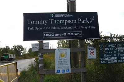 006 Tommy Thompson Park ~リベンジ~_c0211532_6474648.jpg