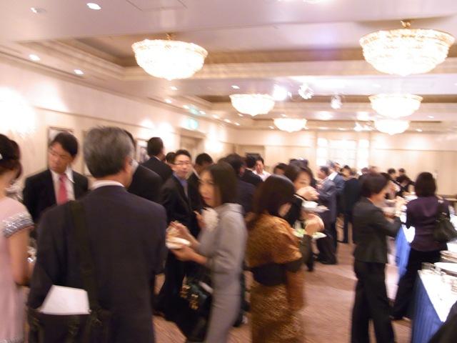 盛況の品酒茶宴会!!_f0070743_10385449.jpg