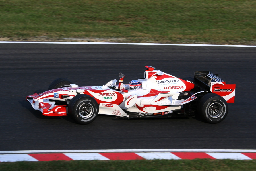 F1グランプリ鈴鹿復活2009 03[F1 2006 in 鈴鹿写真撮影編]_b0157849_9483586.jpg
