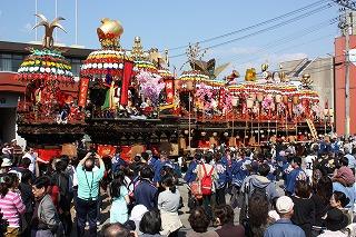 2009年 石動曳山祭り_c0208355_16175036.jpg