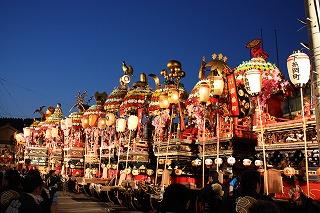 2009年 石動曳山祭り_c0208355_16185878.jpg