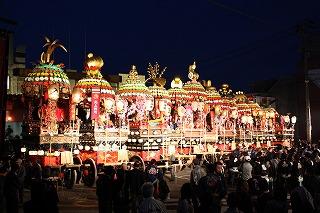 2009年 石動曳山祭り_c0208355_16393788.jpg