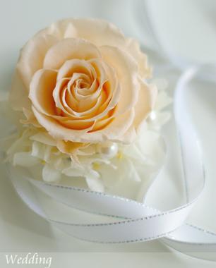 ◆開花の手法で作ったボールブーケレッスン◆_b0111306_2104255.jpg