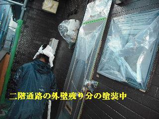 塗装工事6日目_f0031037_21192956.jpg