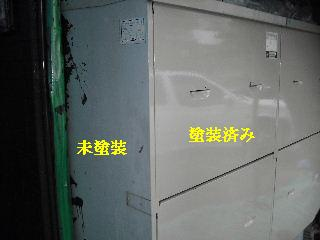 塗装工事6日目_f0031037_21205014.jpg