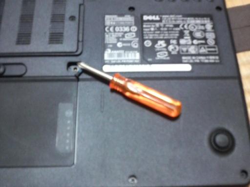 DELLのInspiron6400のDVDドライブを交換しました!_e0188087_7501988.jpg