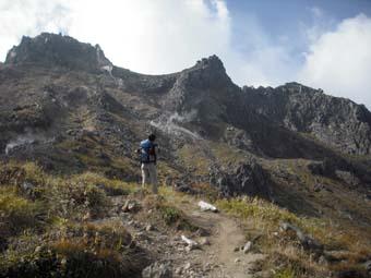 焼岳へ登頂(後編)_e0008704_10594547.jpg
