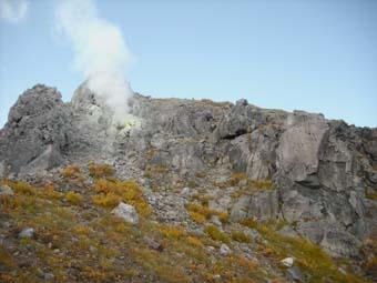 焼岳へ登頂(後編)_e0008704_1112553.jpg