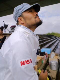 NASA×東京カリ〜番長_c0033210_11205274.jpg