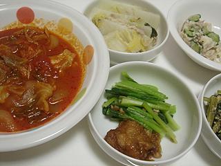 チキンのトマト煮_c0025217_0101388.jpg