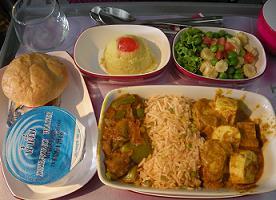 タイ航空の特別機内食に挑戦する_c0030645_19224310.jpg