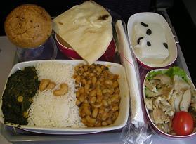タイ航空の特別機内食に挑戦する_c0030645_1933966.jpg