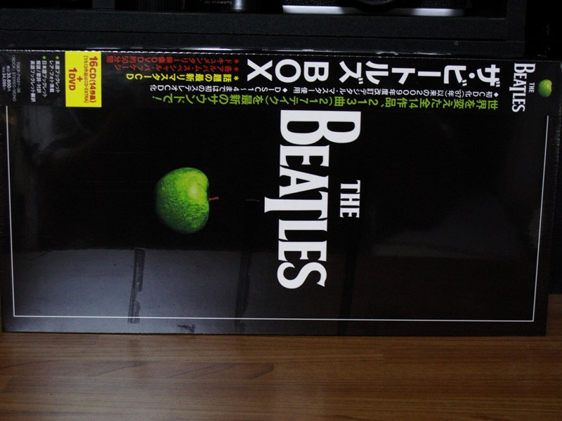 09年10月3日・県展開会&Beatles_c0129671_21253441.jpg