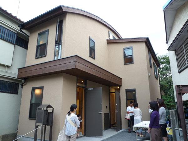竣工@久我山の家_c0131878_1255139.jpg