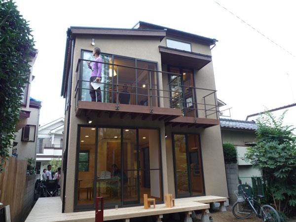 竣工@久我山の家_c0131878_1263976.jpg