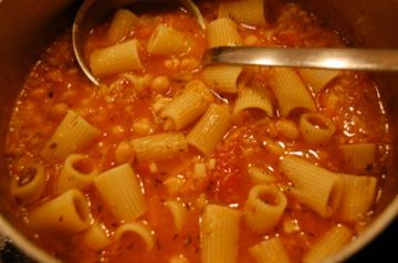 Pasta e Ceci_c0180686_6422440.jpg