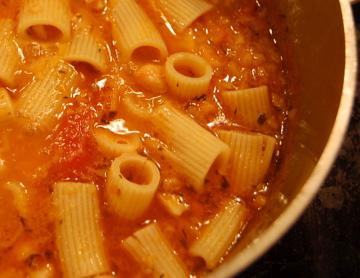 Pasta e Ceci_c0180686_6524038.jpg