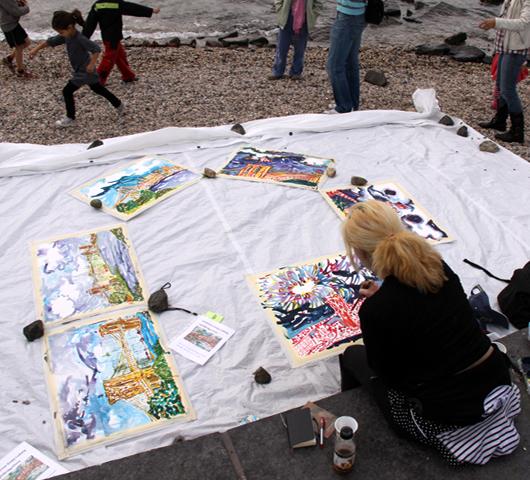 Art Under the Bridge Festival 2009_b0007805_1627759.jpg