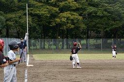 09秋 学童野球県大会_f0153115_22112335.jpg